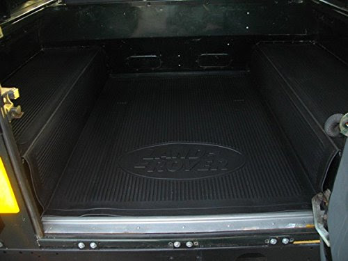 genuine Land Rover Defender 90 FULL Rear load area mat/ liner with land rover logo