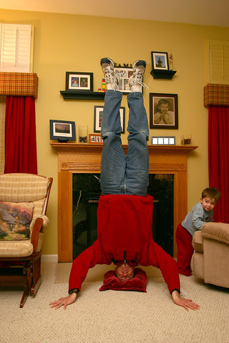 Headstand 1