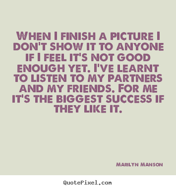Marilyn Manson Quotes Quotepixelcom