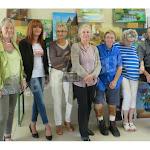 Cussey-les-Forges   Cussey-les-Forges : des artistes locaux ont été mis à l'honneur
