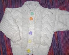 margaret's sweater
