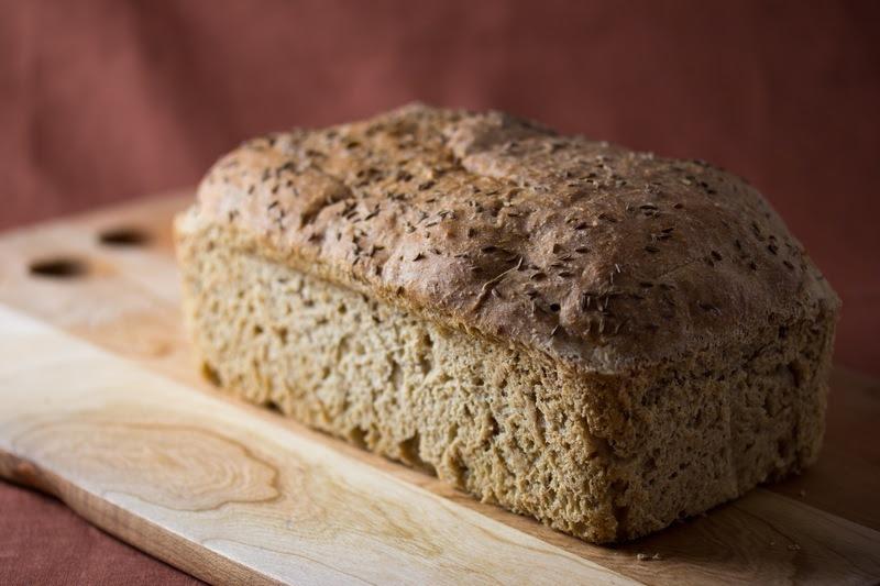 Easy Vegan Rye Bread - Veganbaking.net - Recipes, desserts ...