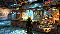 PS Plus - Oddworld Stranger's Wrath HD
