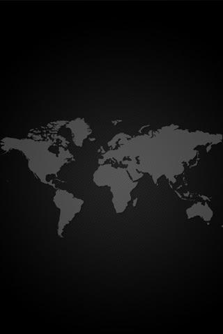 World Map Iphone Wallpaper Idesign Iphone