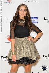 Olivia Culpo, Miss USA at Korto Momolu NYFW SS13
