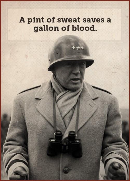 Fwd: Breve historia de la muerte del General George Patton - Google ...