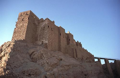Fakhr Al Din Al Maani Castle Palmyra Syria View More