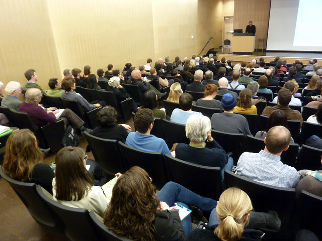 P1150623-2013-01-23--Leon-Krier-Georgia-Tech-School-of-Architecture-Academy-of-Medicin-Lecture--crowd