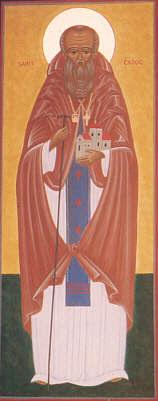 IMG ST. CADOC, Docus, Cathmael, Cadvaci, Founder of Monastery of Llancarfan