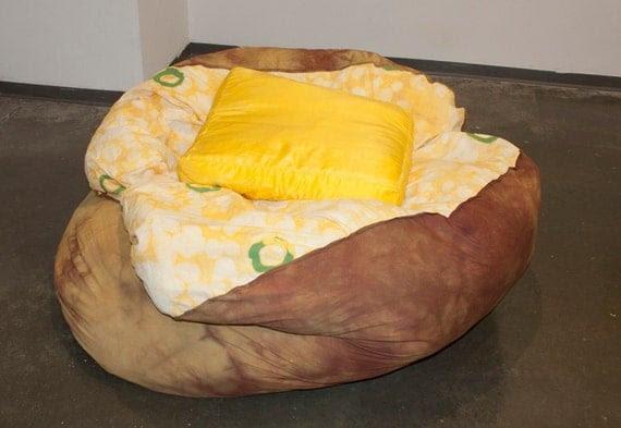The Bird S Nest Craft Share Bean Bag