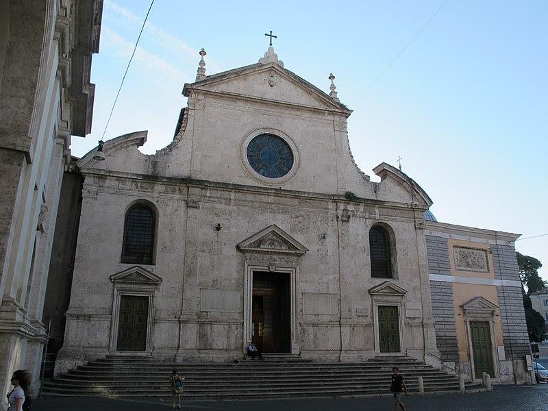 File:Santa maria del popolo, facciata.JPG
