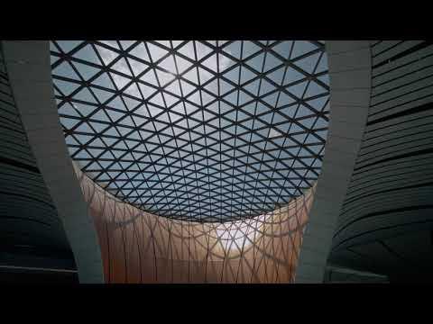 Aeropuerto Internacional Beijing Daxing - Zaha Hadid Architects