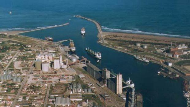 Resultado de imagen para Fuerte inversión en el puerto de Quequén