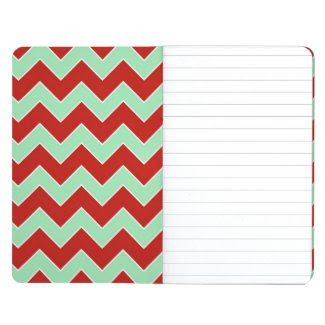 Christmas Zigzag Journals