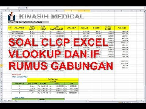 Latihan Soal CLCP Microsoft Office Lengkap Terbaru