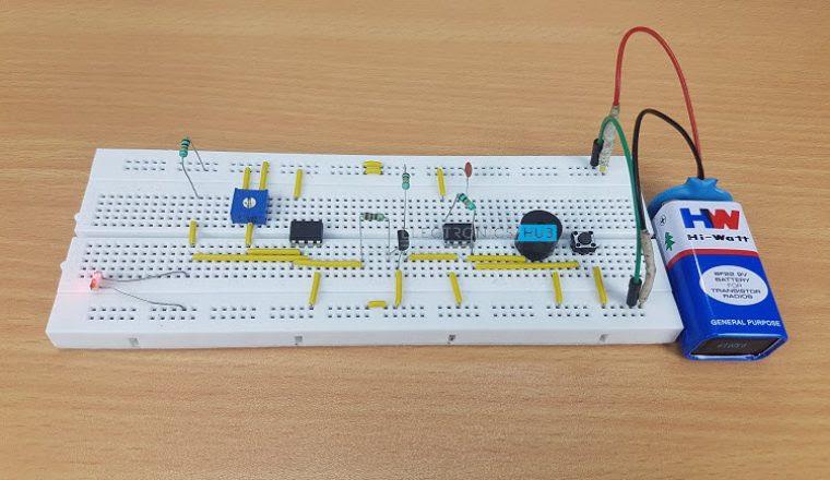Burglar Alarm Burglar Alarm Circuits Schematics