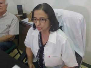 Maria Castelo Branco, coordenadora do Sanvis (Foto: Fernando Brito/G1)