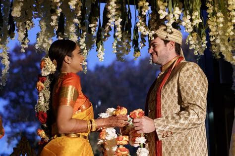 Rashna & Sean Exchange Vows In An Enchanted Ceremony At
