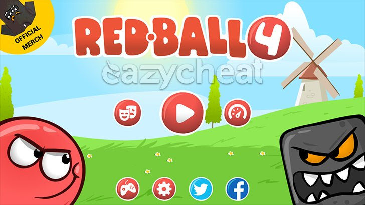 Red Ball 4 v1.2.36 Cheats