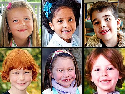 The Newtown Victims: Who They Were