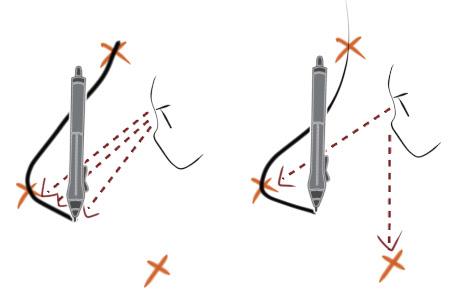 その線ゴミになってませんか イラストにいい線の描き方考え方