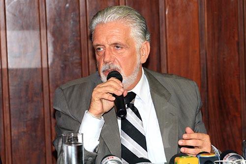 Entrevista Coletiva do Governador Jaques Wagner e Ministros Na foto: Foto:Alberto Coutinho/AGECOM