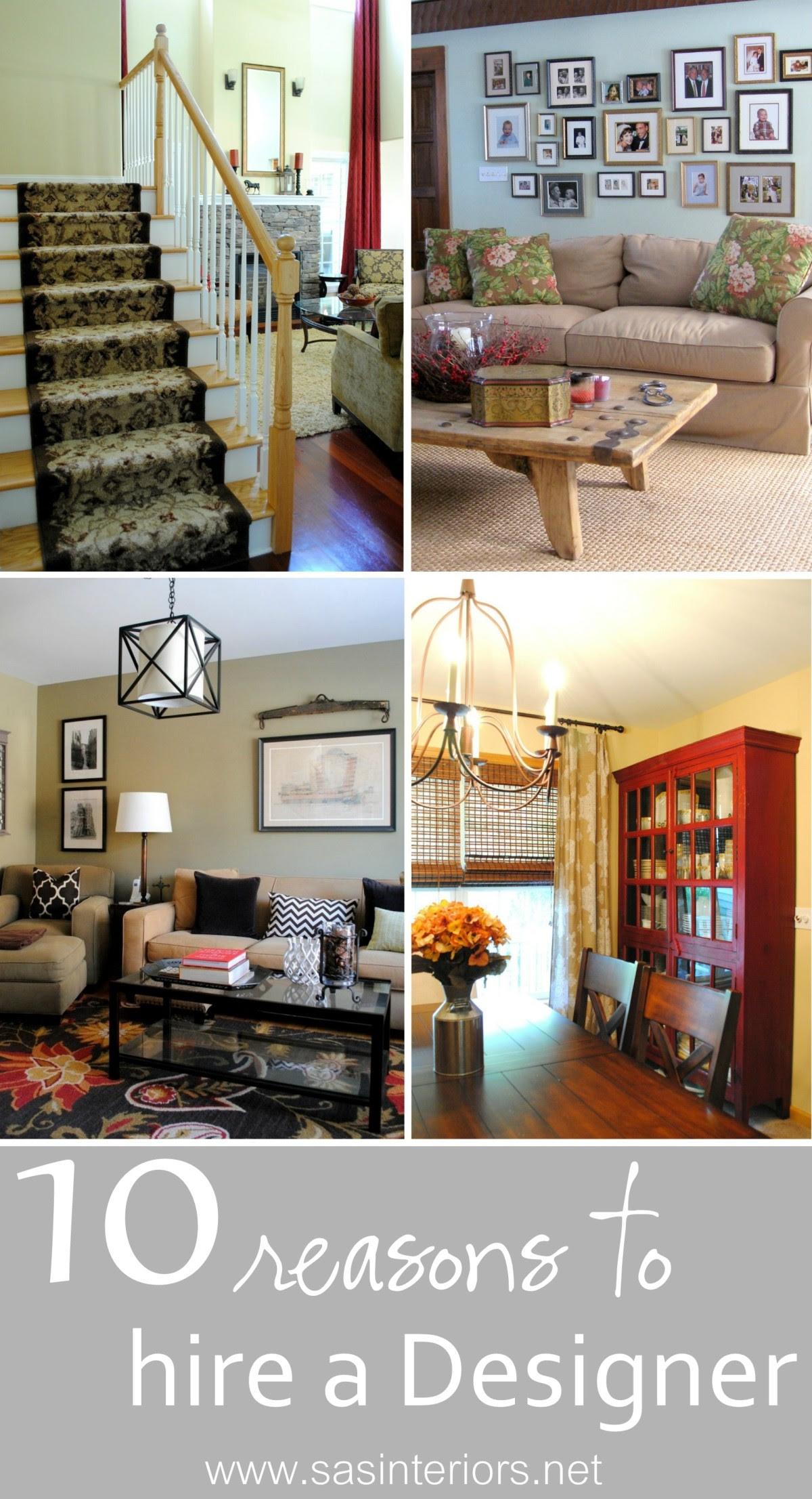 Elle Interiors | why hire an interior designer?
