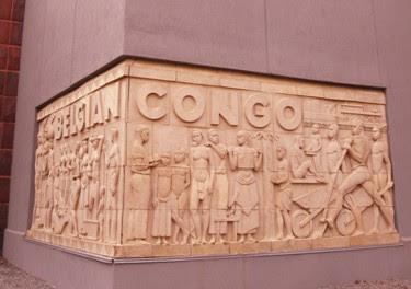 Sandstone relief by Oscar Jespers and Henry Puvrez