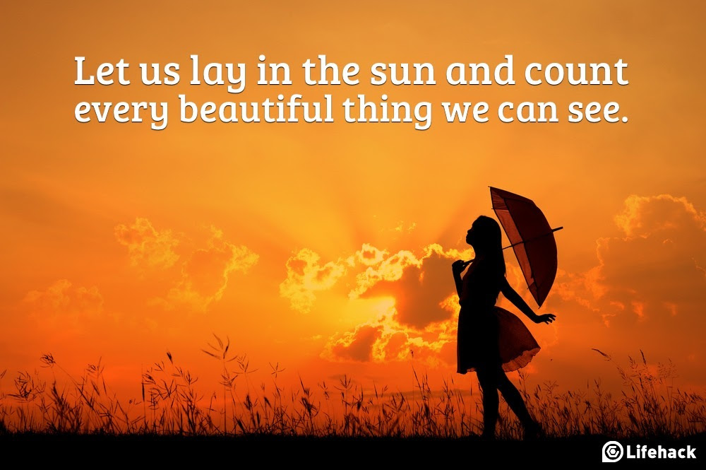 Quotes Images Let Us Lay In The Sun Hd Wallpaper And Background