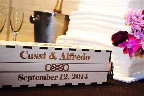 Wedding Ceremony Wine Box   Obrary
