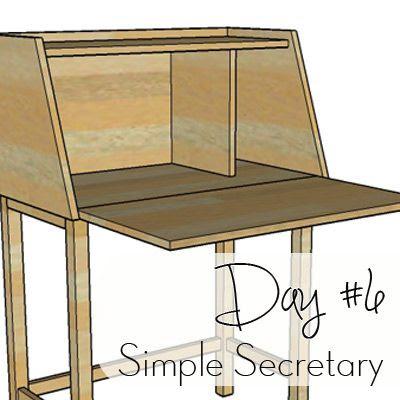 http://www.morelikehome.net/2017/10/diy-desk-series-6-modern-secretary-desk.html