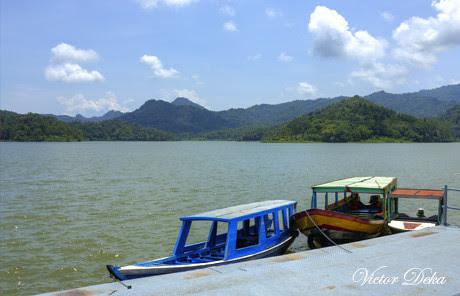 Jogjakarta Tourism Sermo Lake