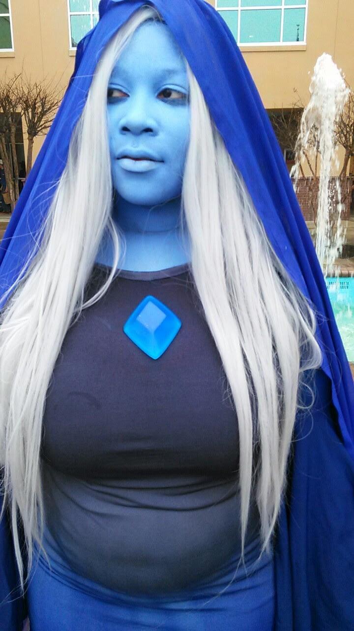 New improved Blue Diamond!