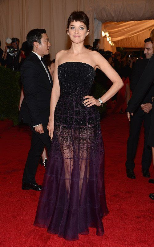 Costume Institute Gala Met Ball - May 7, 2012, Marion Cotillard