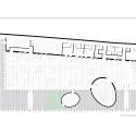 Pontivy Media Library / Opus 5 architectes Ground Floor Plan