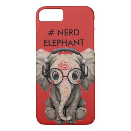 # NERD ELEPHANT iPhone 7 CASE