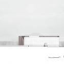 Nogunri Museo de la Paz / METAA Elevación