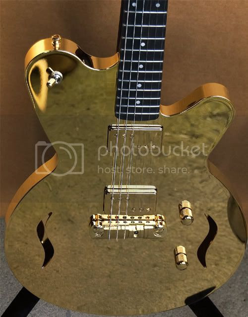 Liquid Metal Guitar