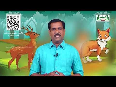 3rd Tamil பருவம் 2  நட்பே உயர்வு  தொகுதி 1  இயல் 8  KalviTV