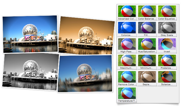 Add flair to your photos