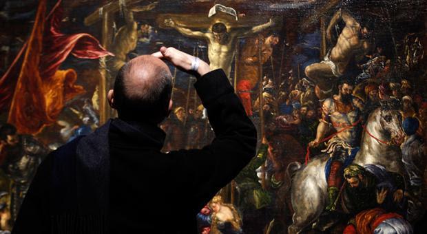 Capela do Palácio da Ajuda reabre ao fim de um século com tela única de El Greco