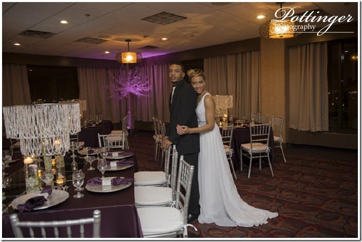Crowne Plaza Hotel in Dayton Ohio   Pottinger Photography