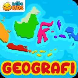Gambar  Peta Indonesia  Kartun