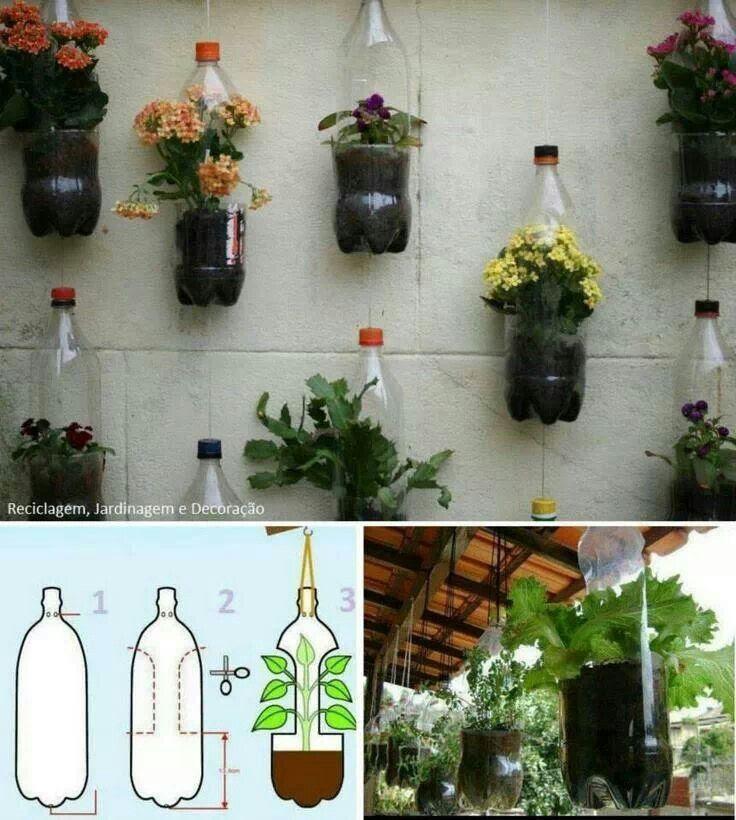 Recicle garden