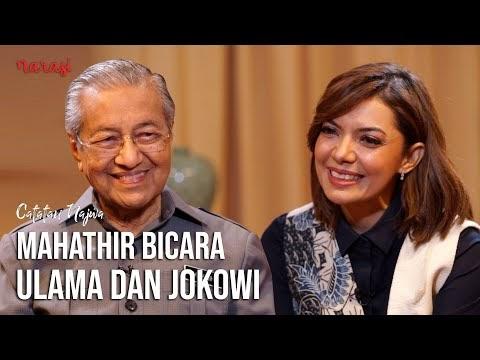 Wawancara Mahathir Mohamad yang Inspiratif dengan Najwa Shihab