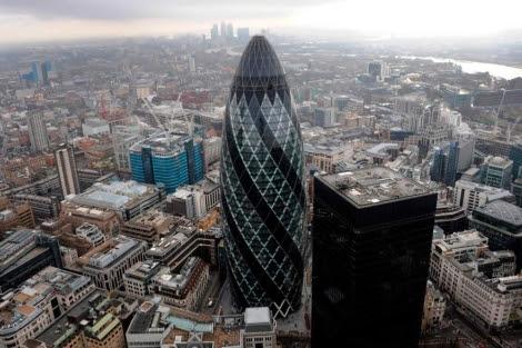 La City de Londres. | Stefan Rousseau