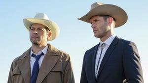 Supernatural Season 13 : Tombstone