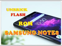 Guide to Unbrick and Flash Stock ROM Samsung Note 8 With ODIN