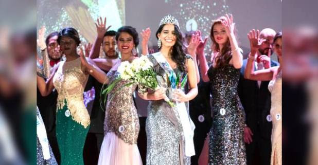 Nishtha Dudeja is the first Indian girl to win the prestigious title of Miss Deaf Asia Crown