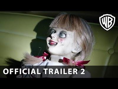 مراجعة فيلم Annabelle Comes Home 2019